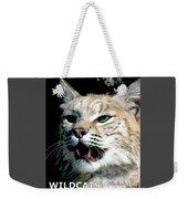 Wildcats Mascot 2 Weekender Tote Bag