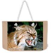 Wildcats Mascot 4 Weekender Tote Bag