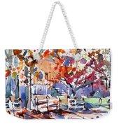 Williamsburg Color Weekender Tote Bag