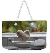 Window Hearts 2 Weekender Tote Bag