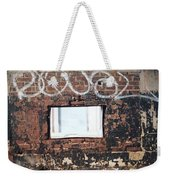 Window Into The Soul Weekender Tote Bag