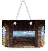 Window View - Ccc Lookout- Cedar Breaks - Utah Weekender Tote Bag