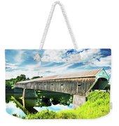 Windsor Cornish Bridge Weekender Tote Bag