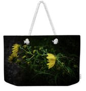 Windy Weeds Weekender Tote Bag