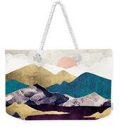 Wine Lake Weekender Tote Bag