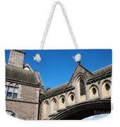 Winetavern Street Arch Weekender Tote Bag