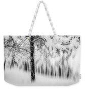 Winter Weekender Tote Bag by Okan YILMAZ