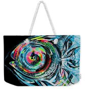 Winter Tail Just Chillin Weekender Tote Bag