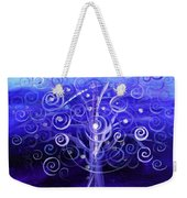 Winter Tree One Weekender Tote Bag