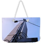 Wired Wilshire Downtown Weekender Tote Bag