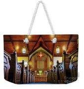 Woodstown Church Weekender Tote Bag