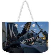 Ww2 F4u Corsair  Weekender Tote Bag