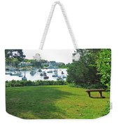 Wychmere Harbor Cape Cod Morning Weekender Tote Bag