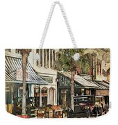Ybor City Movie Set Weekender Tote Bag