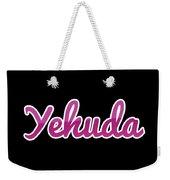 Yehuda #yehuda Weekender Tote Bag