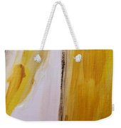 Yellow #5 Weekender Tote Bag