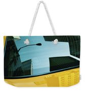 Yellow Cab, Big Apple Weekender Tote Bag