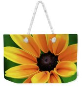 Yellow Flower Black Eyed Susan Weekender Tote Bag