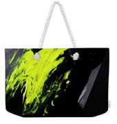 Yellow, No.2 Weekender Tote Bag by Eric Christopher Jackson