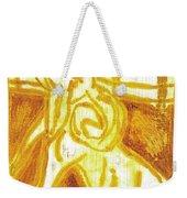 Yellow Ram Weekender Tote Bag
