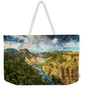 Yellowstone National Park - 05 Weekender Tote Bag