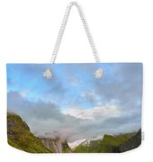 Yosemite On A Good Day Weekender Tote Bag