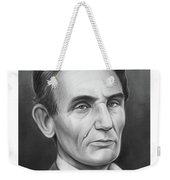 Young Lincoln Lawyer Weekender Tote Bag