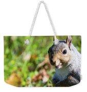Your Friendly Neighborhood Squirrel Weekender Tote Bag