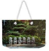 Zen Garden Weekender Tote Bag
