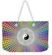 Bagua Hexagram Weekender Tote Bag