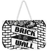 Pink Floyd Logo Brick in the Wall Text Classic Rock Wall