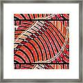 Abstract Fusion 204 Framed Print
