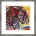 Dream Horse 2 Framed Print