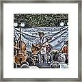 John Arthur Martinez Band Framed Print