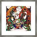 Saraswati 10 Framed Print