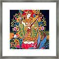 Saraswati 3 Framed Print