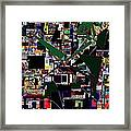 Wiping Out The Language Of Amalek 16 Framed Print