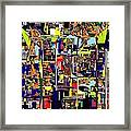 Wiping Out The Language Of Amalek 19 Framed Print