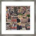 0023a Visual Highs Of The Queen City Framed Print