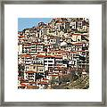 0074534 - Arachova Framed Print