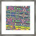 01-12-2014 Framed Print