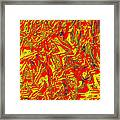 0118 Abstract Thought Framed Print
