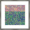 0122 Abstract Thought Framed Print