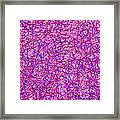 0125 Abstract Thought Framed Print