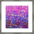 0144 Abstract Thought Framed Print