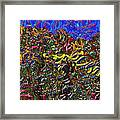 0629 Abstract Thought Framed Print