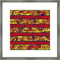 0759 Abstract Thought Framed Print