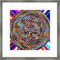 0994 Abstract Thought Framed Print