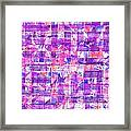 0397 Abstract Thought Framed Print