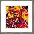 0576 Abstract Thought Framed Print